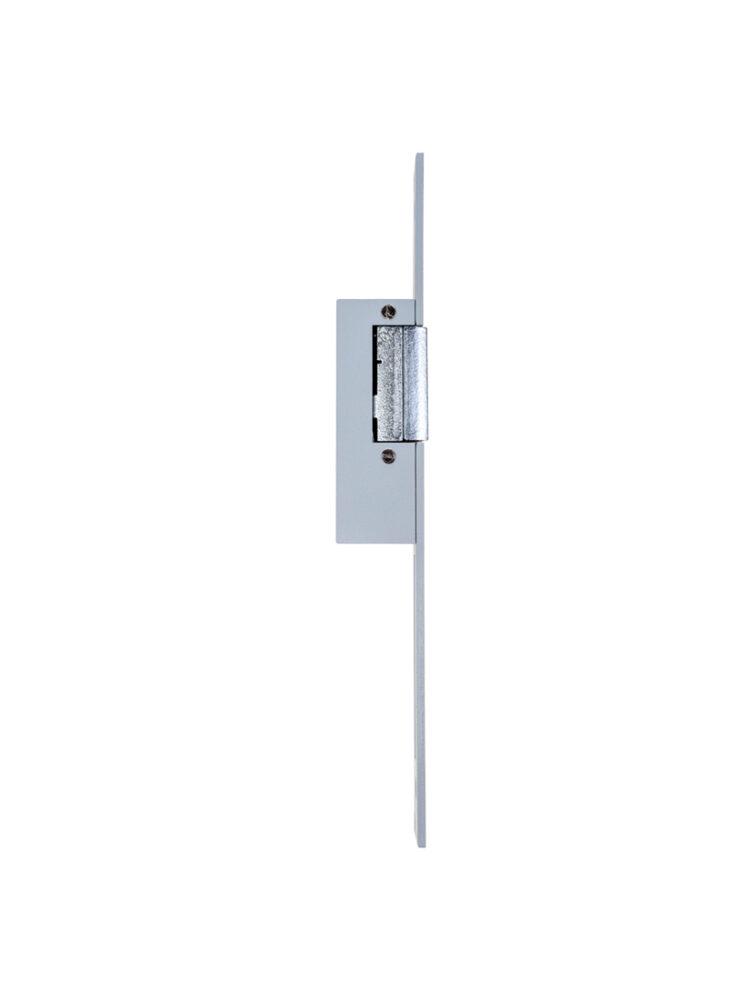 Електромагнитна брава/насрещник с регулируем език – модел 11